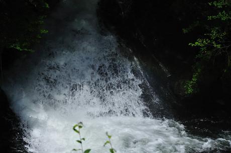 栃木県奥日光竜頭の滝画像