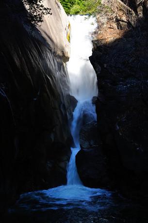 山梨県昇仙峡仙娥滝