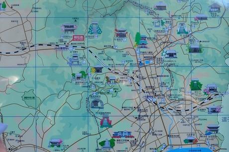 神奈川県北鎌倉駅地図マップ写真