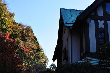 神奈川県鎌倉市旧華頂宮邸画像