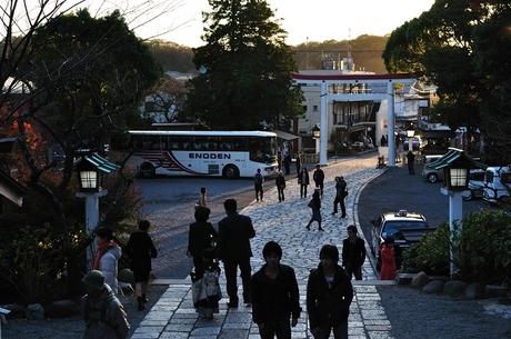 神奈川県鎌倉市鎌倉宮写真
