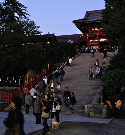 神奈川県鎌倉市鶴岡八幡宮