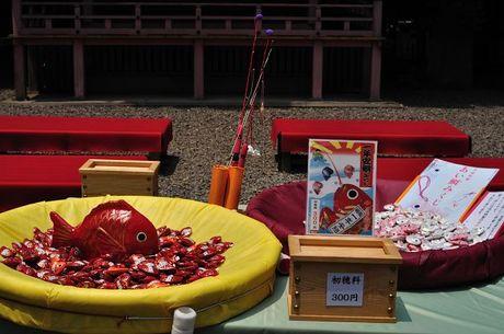 埼玉県川越市氷川神社写真