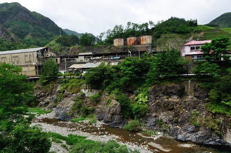 栃木県足尾銅山写真