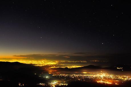 富士山登山持ち物写真