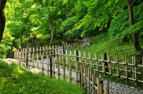 香川県栗林公園写真