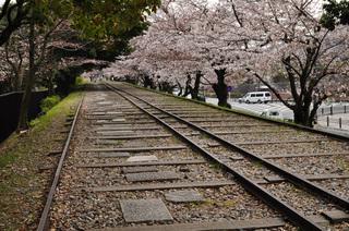 京都蹴上インクライン画像