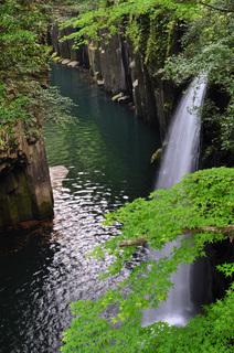 宮崎県高千穂峡画像