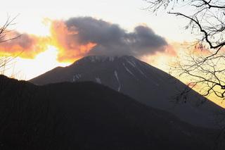 栃木県日光男体山画像